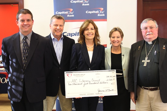 Post image for AACLC Receives $2,500 Award For Community Support