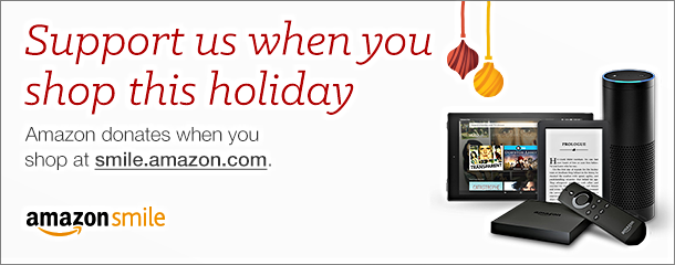 Post image for Help AACLC when you shop at Amazon!