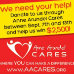 Thumbnail image for Help us win the AACares challenge grant!