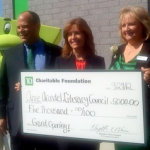Thumbnail image for AACLC Receives $5,000 grant from TD Charitable Foundation