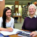 Thumbnail image for SPOTLIGHT: Student Jesse And Tutor Karrin Brady