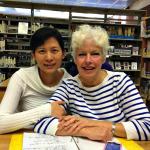 Thumbnail image for SPOTLIGHT: Student Helen Zhuang and Tutor Cynthia Palmer