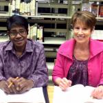Thumbnail image for Tutor Spotlight: Sally Jones And Her Student Shirley