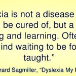 Thumbnail image for Food For Thought: Dyslexia