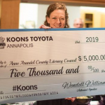 Thumbnail image for Koons Toyota of Annapolis is Executive Sponsor of 2019 Walk-A-Thon