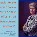 Thumbnail image for Literate Women Change The World