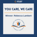 Thumbnail image for Thank you, Rebecca and RS&F
