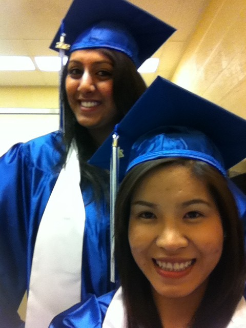 Post image for AACLC Student, Lan, Graduates