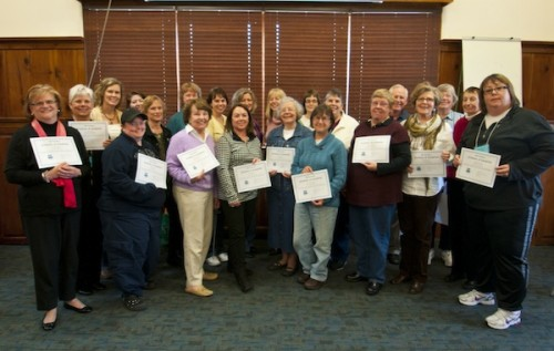 Post image for Tutor Training March 31, 2012