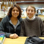 AACLC Tutor and Student