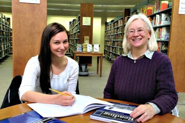 Post image for SPOTLIGHT: Student Jesse And Tutor Karrin Brady