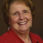 Head shot of The Rev. Nancy White