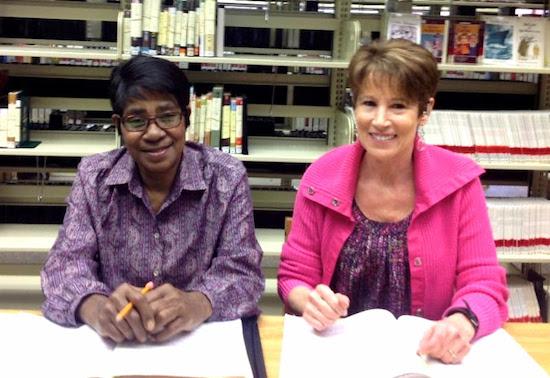 Post image for Tutor Spotlight: Sally Jones And Her Student Shirley