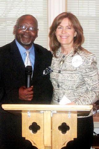 Milton Whitley and Lisa Vernon
