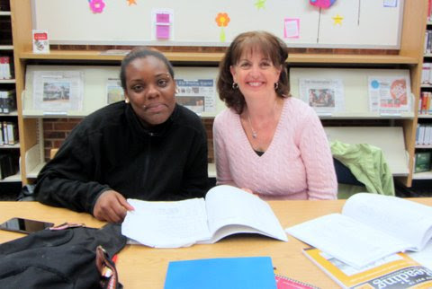 Post image for Tutor Spotlight: Monica Hawse And Her Student Shay