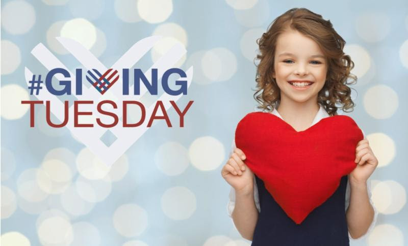 Post image for Giving Tuesday at AACLC: December 1, 2015
