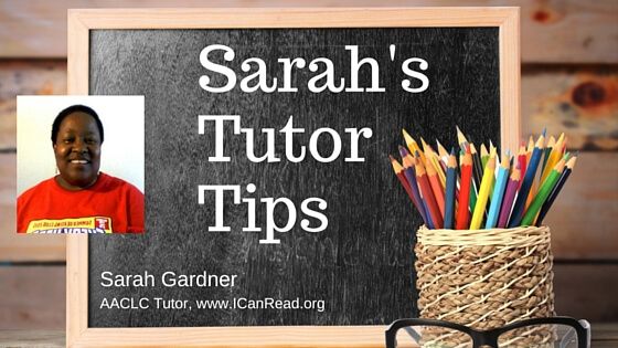 Post image for Sarah's Tutor Tips: Change Things Up