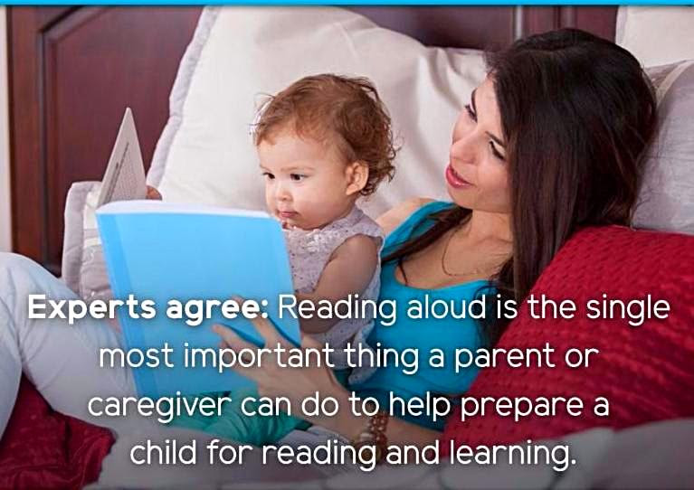 Post image for The Impact of Reading to Children