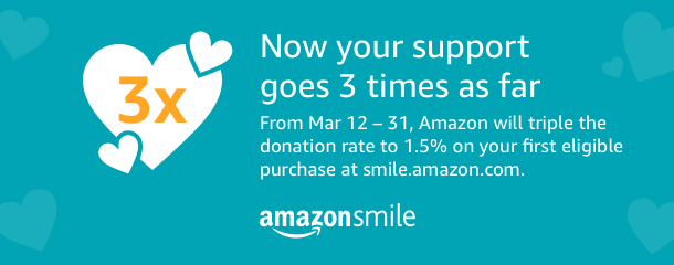 Post image for Triple Your Impact When You Shop This Month