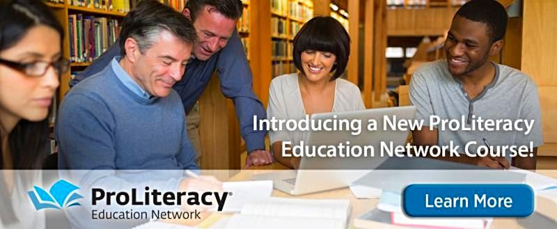 Post image for New ProLiteracy Education Network Course