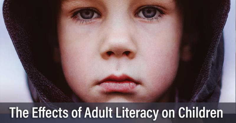 Post image for Effects Of Adult Literacy On Children