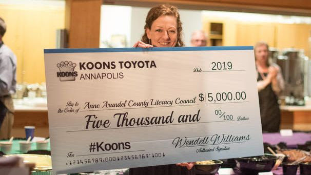 Post image for Koons Toyota of Annapolis is Executive Sponsor of 2019 Walk-A-Thon