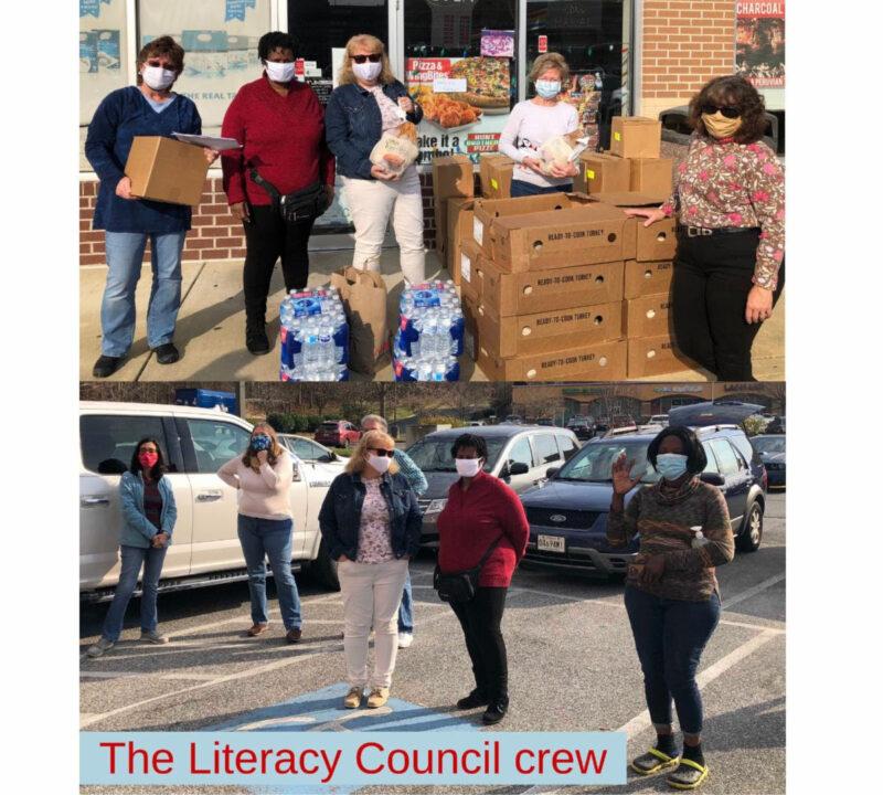 Literacy Council Crew