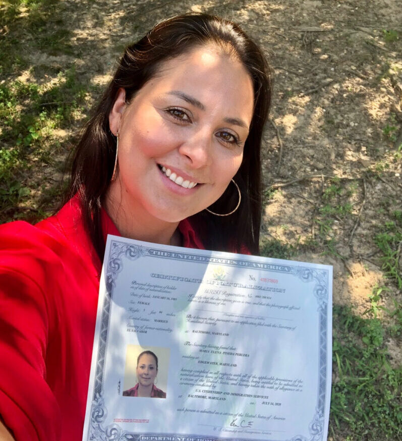 Post image for Student Success: Maria Pineda