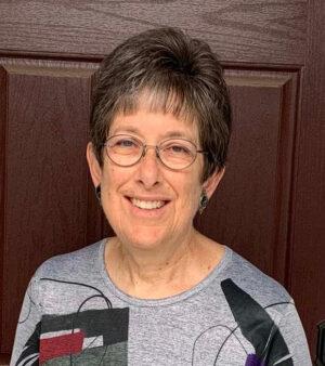 Tutor Sue Tafler