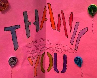 Post image for Thank you, tutors and students!