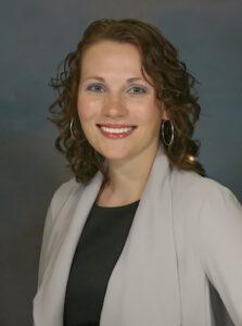 Catie Comer portrait