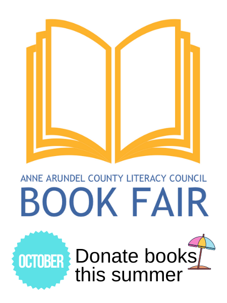 Post image for AACLC's Fall Fundraiser — a Book Fair!